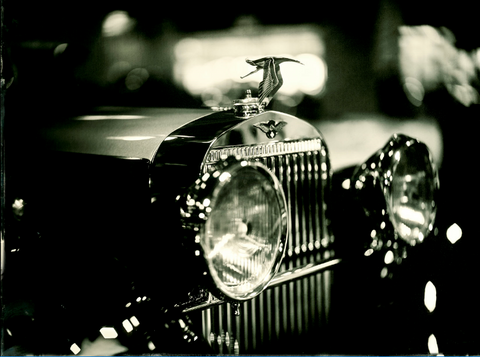"""HISPANO SUIZA"" Série ART OF RIDE de BERNARD TESTEMALE"