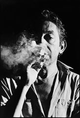 Smoke gets in your eyes #1 - 1985 - Photographie de Jean-Jacques Bernier