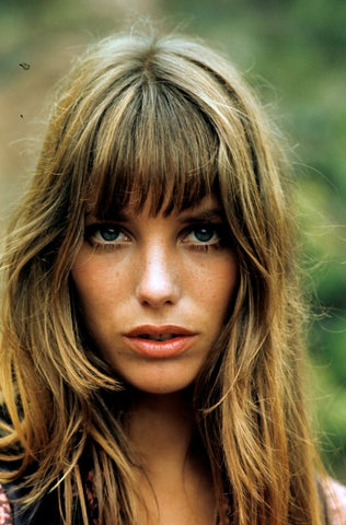 JANE BIRKIN - 1983 PHOTOGRAPHIE DE JEAN-CLAUDE DEUTSCH
