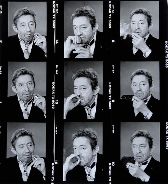 """Neuf fois Gainsbourg"""