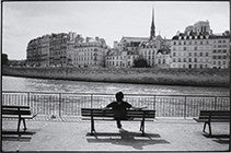 """Contemplation"" Photographie de Michel Giniès"
