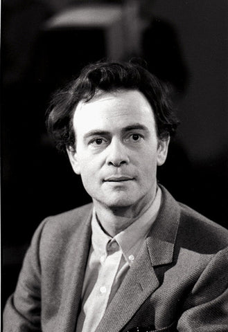 """Patrick Modiano"" Photographie de Michel Giniès"