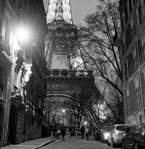 """Avenue Bosquet"" - PARIS - 2020 - PHOTOGRAPHIE DE PAUL KHAYAT"
