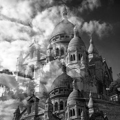 """Basilique du Sacré Coeur"" - PARIS - 2020 - PHOTOGRAPHIE DE PAUL KHAYAT"
