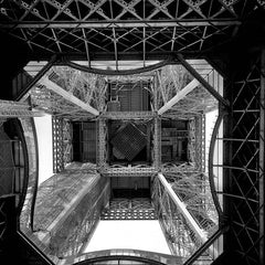 """Tour EIFFEL"" - PARIS - 2020 - PHOTOGRAPHIE DE PAUL KHAYAT"