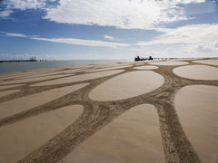 """The Promised Land"" photographie de Samuel Dougados - Beach Art"