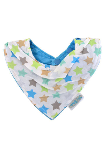 Silly Billyz Design Bandana Bib