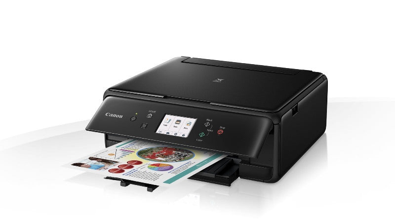 Canon Pixma TS6050 TS6051 TS6052 Series Printer Review