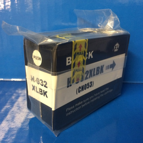 HP 932xl / 933xl INKJET CARTRIDGES WITH CHIP. NOT MADE BY HP.