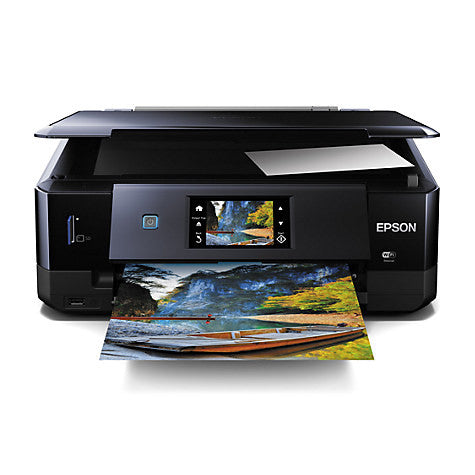 Epson Expression Photo XP-760 Printer Review