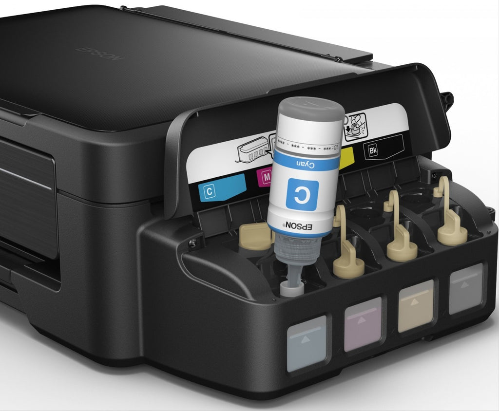 EcoTank Versus Rhinofill Printer Ink System Review Cheap Printing