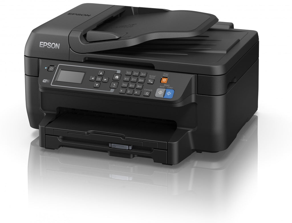 EPSON WorkForce WF-2750 DWF Printer Review