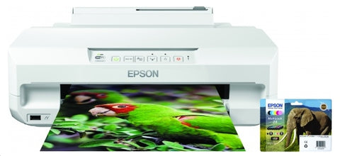 Epson Expression Photo XP-55 Printer with Elephant Ink Cartridges