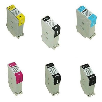 YELLOW CANON 102 IPF500 IPF600 IPF605 IPF610 IPF650 IPF655 INK CARTRIDGE NONOEM