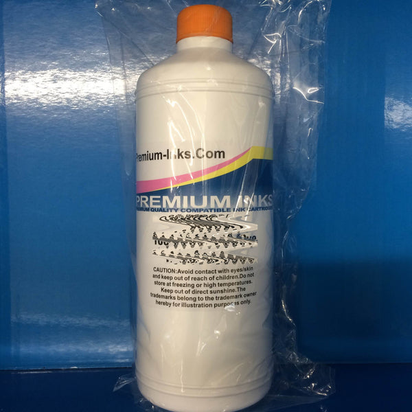 LITRE YELLOW Eco Solvent Ink Roland Mimaki Mutoh Epson DX5 DX6 DX7 Head Non OEM