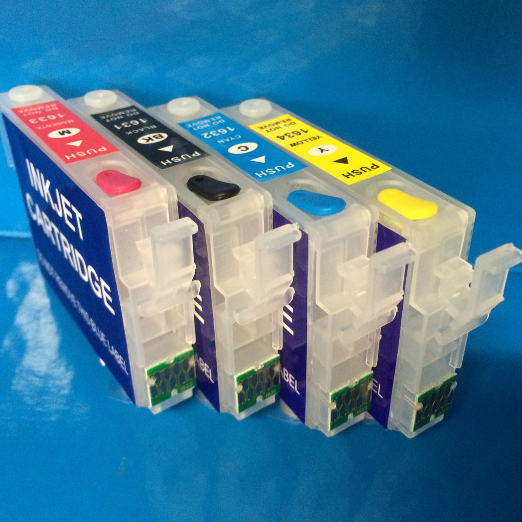 Refillable Cartridges for Epson