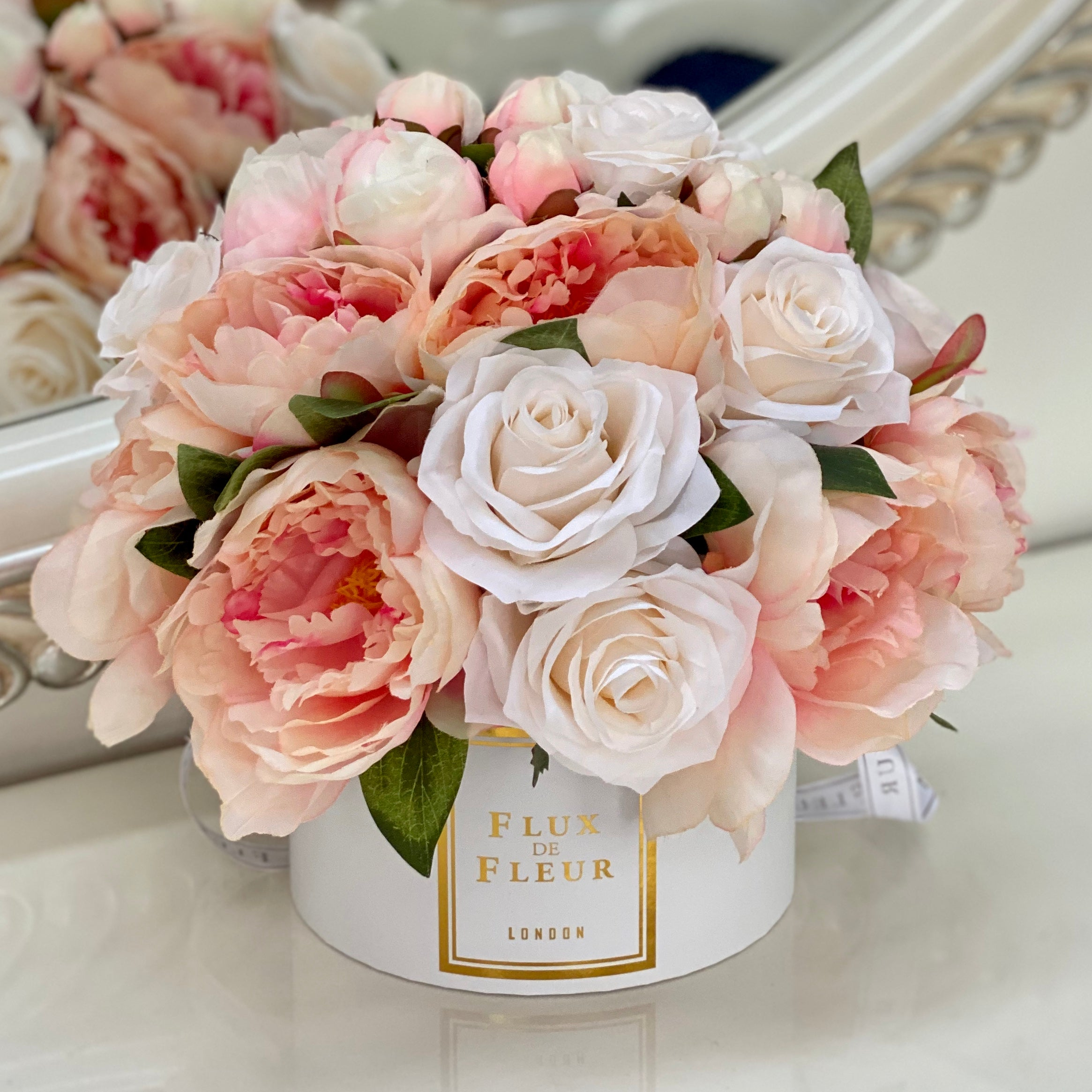 Eternity Roses and Peonies