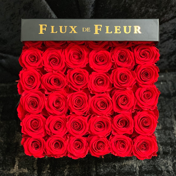 Infinity De Fleur™ Square - Lasts One Year