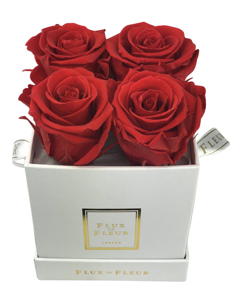 Infinity De Small - Red Roses In A Box