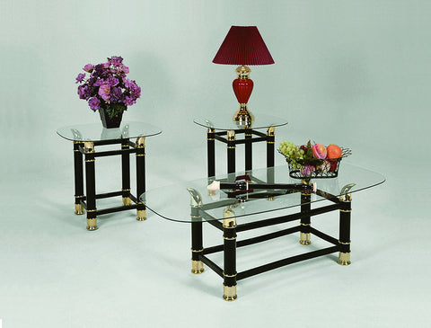 Horn Coffee Table Set (CM3606)