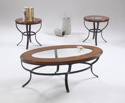 Bernie Coffee Table Set (CM3704)