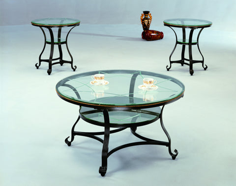 Jessica Coffee Table Set (CM3843)