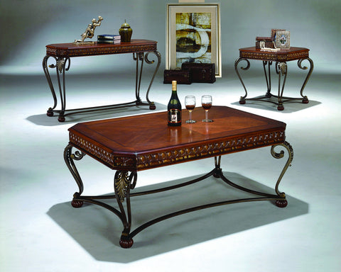 Clairmont Coffee Table Set (CM4211)
