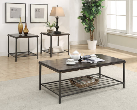 Nathaniel Coffee Table Set (CM4239)