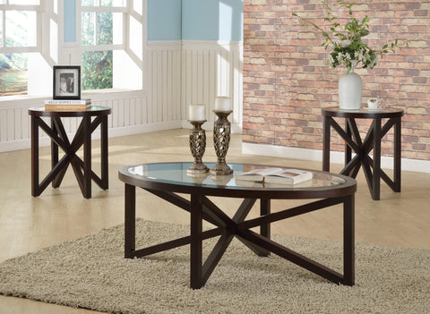Cole Coffee Table Set (CM4249)