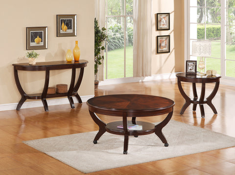 Brownstown Coffee Table Set (CM4517)