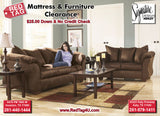 Darcy Sofa and Loveseat (7500)