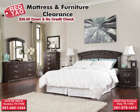 Ashley Vachel Bedroom Set (264)