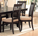Semi-Formal Dining Table & 6 Chairs (100181)
