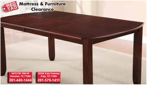 Solid Wood Table on Clearance