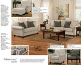 Ashley Milari Sofa and Loveseat (1300035-38)