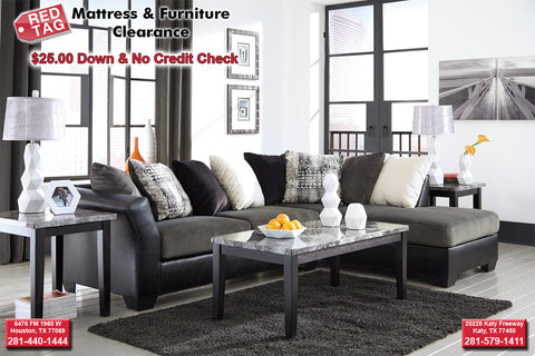 Signature Design by Ashley Armant Sectional