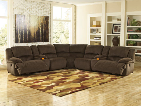 Ashley Toletta Sectional (56701)
