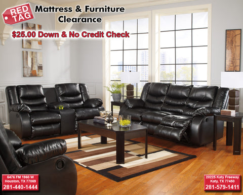 Linebacker Reclining Sofa & Loveseat
