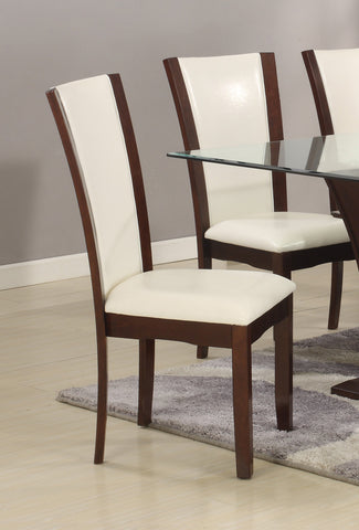 Daisy Regular Height Chairs (1210-WHT)