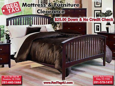 Lawson Queen Bed and Mattress combo