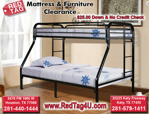 Donco Metal Bunkbed