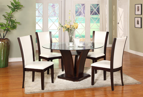 Camelia White Dining Set (CM1210)