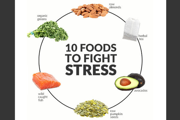Top 10 Foods to Fight Stress