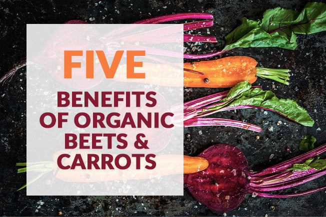10 Reasons Why Carrots & Beets Are Good For You