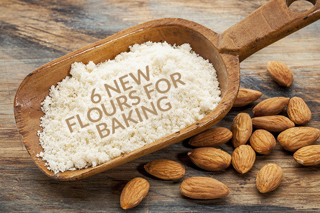 6 New Gluten-Free Flours to Try In Your Baking!