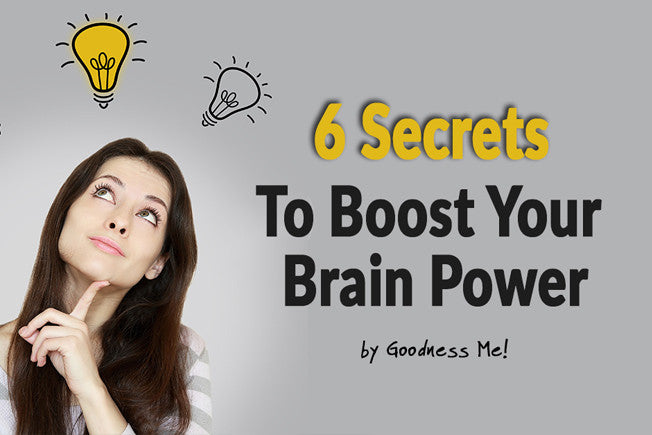 6 Secrets to Boost your Brain Health