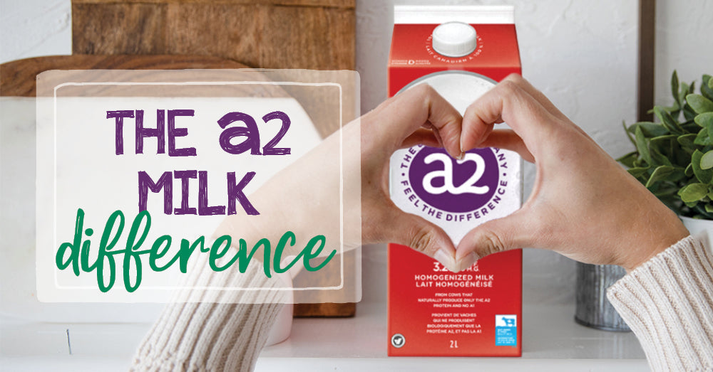 The a2 Milk Difference
