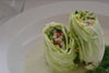 Gluten-Free Tuna Salad Cabbage Wraps with Dill