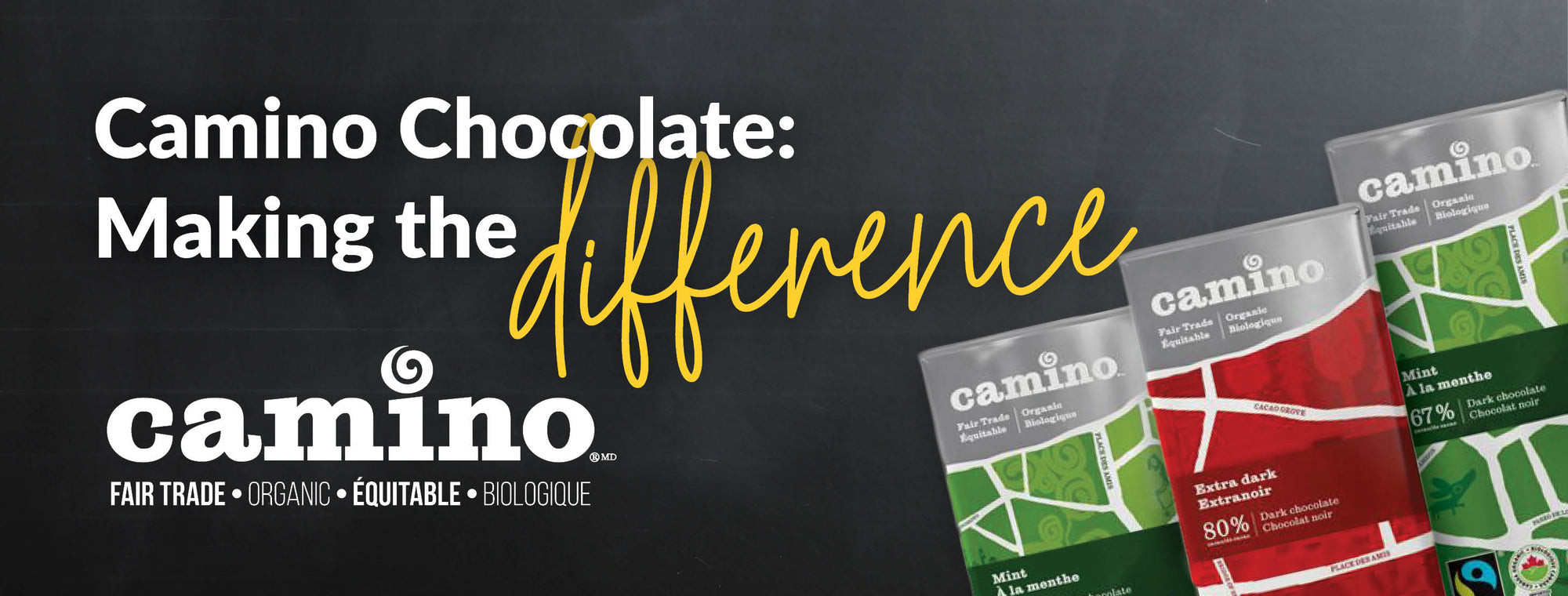 Camino Chocolate: Making The Difference