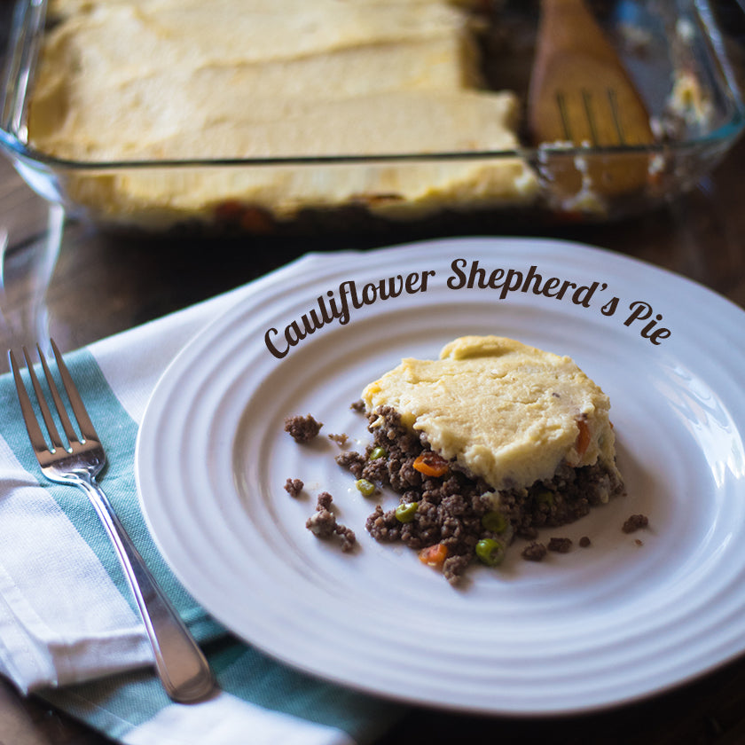 Cauliflower Shepherd's Pie